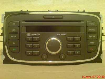 ford radio 6000cd locked 13. Black Bedroom Furniture Sets. Home Design Ideas