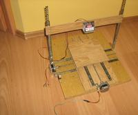 Laserowy ploter CNC by DaKKi