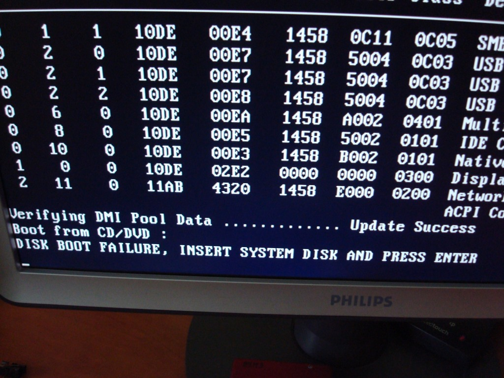cmos checksum error defaults loaded