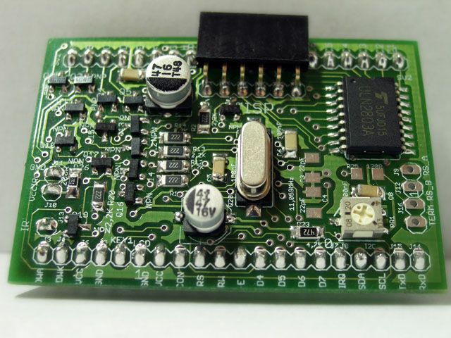 uVGA - micro Video Gadget Adapter (uniwersalny modu�)
