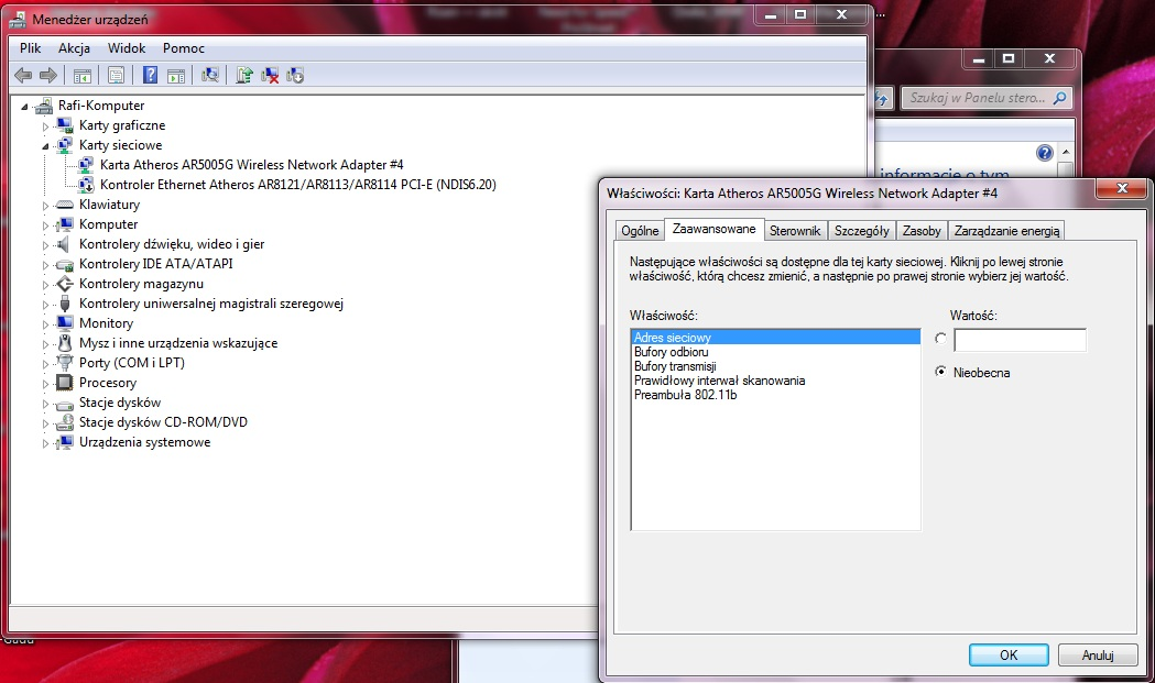 Solved Drivers for Windows 7 64 bit