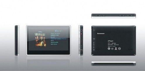 Personal Media Player od Lenovo, model MRT800