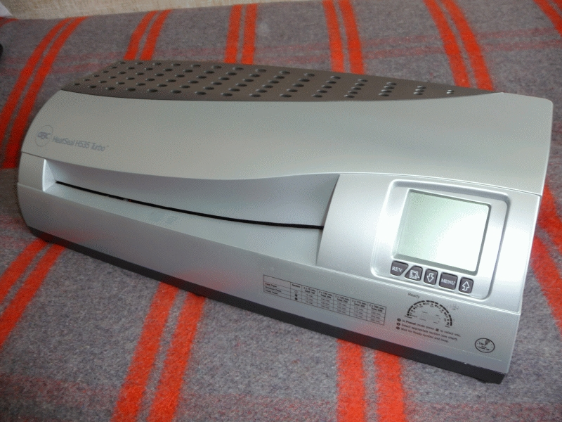 Laminator do termotransferu