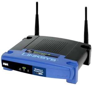 [Sprzedam] Acces Point Linksys wap54G + DD-WRT Firmware