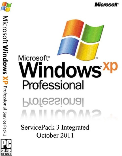 Основана на оригинальном дистрибутиве Windows XP Professional SP3.Ввод сери