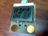 Game of Life na mikrokontrolerze PIC