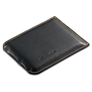 Zewn�trzny dysk Verbatim Leather Wallet 640 GB 2.0 USB