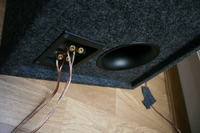 Sub caraudio, GDN-30-500-2x4-AA. Do Sierry.