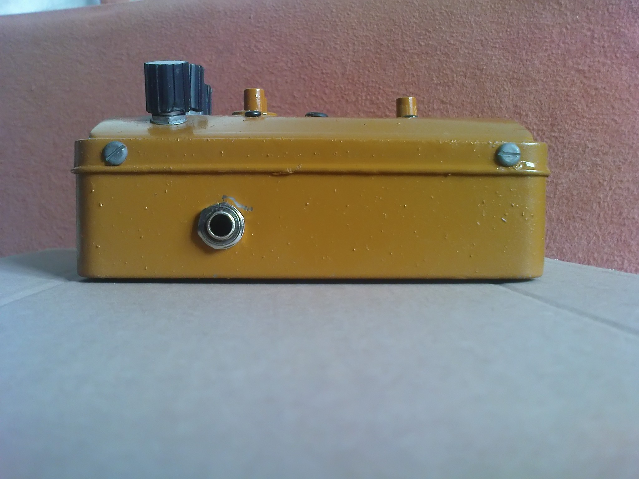 Kolejna kopia distortion BOSS DS-1