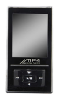 Odtwrzacz MP4 Digital player  klepsydra