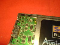 Sound Blaster Audigy2 zs PCMCIA- Problem