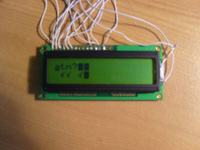 Atmega 8 + Bluetooth (BTM - 222)