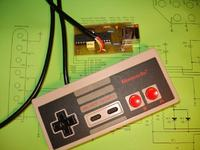 NES SNES gamepad do PC przez USB
