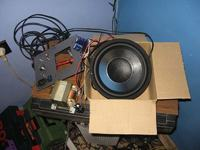 Subwoofer aktywny made by Kromal