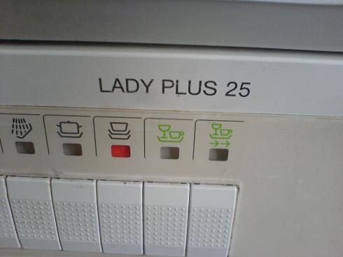 Siemens lady plus 45 user manual