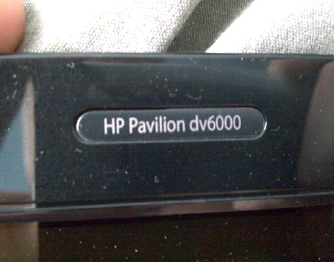 HP Pavilion dv6000 Enterainment PC
