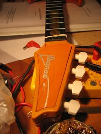 Gitara/kontroler do Frets on Fire