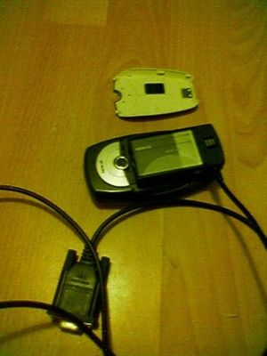 Kabel COM nokia 6600 - do czego s�u�y?