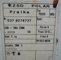 Podczenie silnika z pralki POLAR (chyba Gracja)