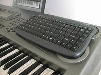 Keyboard Casio po tuningu :-)