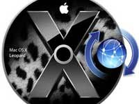 Koncern Apple opublikowa� Mac OS X 10.5.8