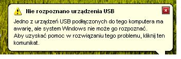 Problem z USB laptop Fujitsu-Siemens Amilo L1310G - XP SP2