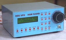 DDS VFO with AD9850 / AD9851 and PIC16F877A