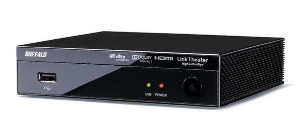 Buffalo LT-V100 Link Theater - streaming video do 1080p