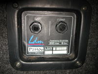 LDM SMX-8cs i P21506 (2x200W 8Ohm, ok. 1995r.) problem