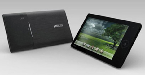 Asus EP90 - tablet z Tegra2 i Windows Embedded 7