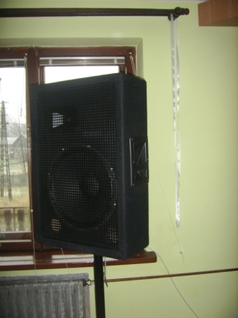 Satelita / monitor 15'+1' Celestion