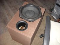 Subwoofer Sinuslive SL30 + panel (holton 200)