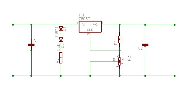 UL7507, regulator?