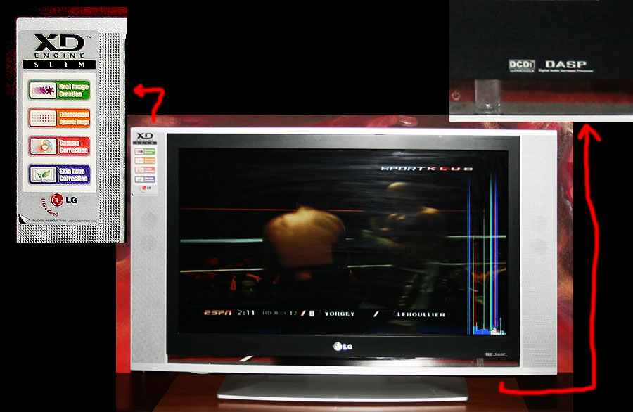 Telewizor LCD LG - co to za model?
